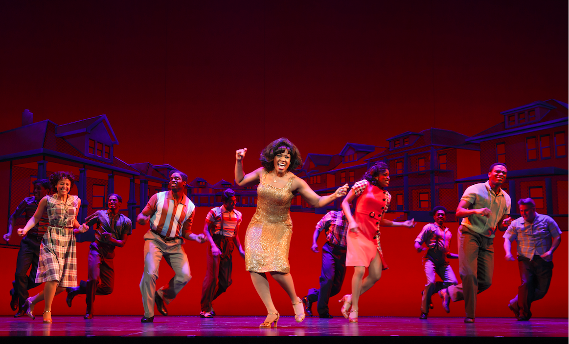 Patrice Covington as Martha Reeves (center) and Cast MOTOWN THE MUSICAL First National Tour. By Joan Marcus..png